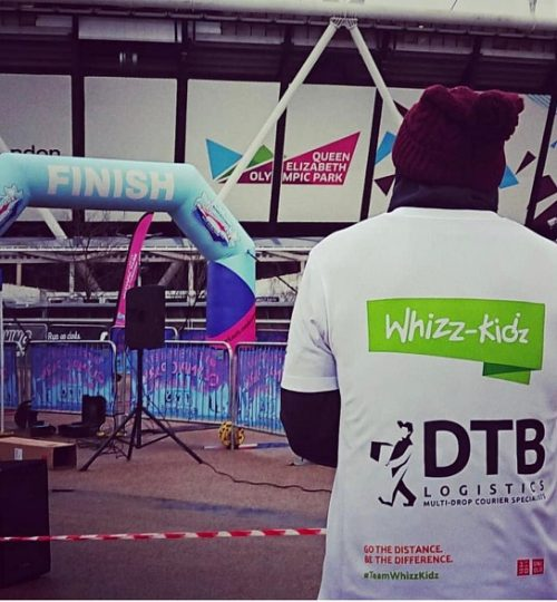 dtb logistics multi-drop courier Sponsor